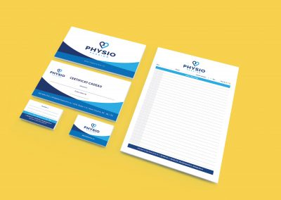 Branding – Physio Passion