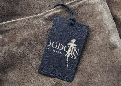 Jodoin et fille – Logo