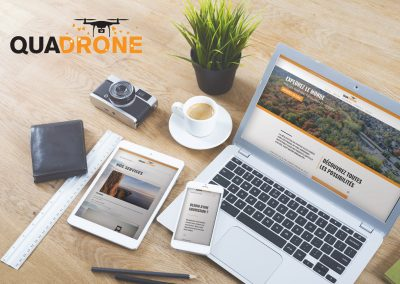 Site web – Quadrone