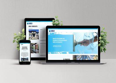 Site web – Lavage de vitres LP